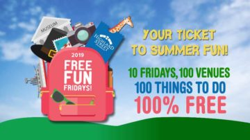 Free Fun Fridays in MA