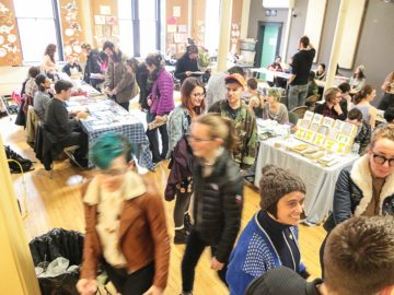 2020 Pioneer Valley Zine Fest @ Flywheel Arts Collective | Easthampton | Massachusetts | United States