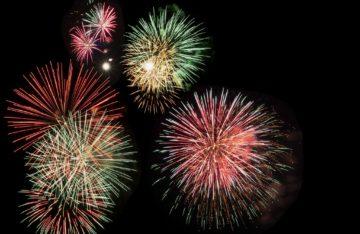 Fireworks @ The Common Park | Pittsfield | Massachusetts | United States
