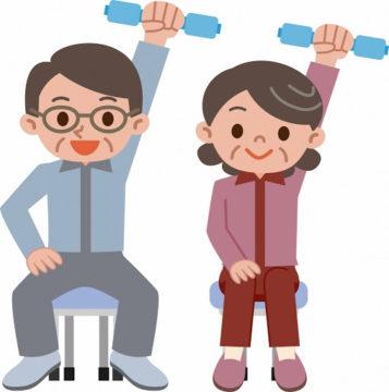 Exercise - Chair Aerobics