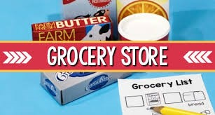 Life Skills Basics - Grocery Signs and Words